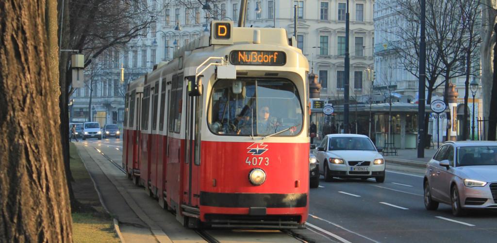 Public Transportation Vienna