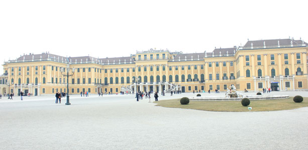 Schönnbrunn Vienna