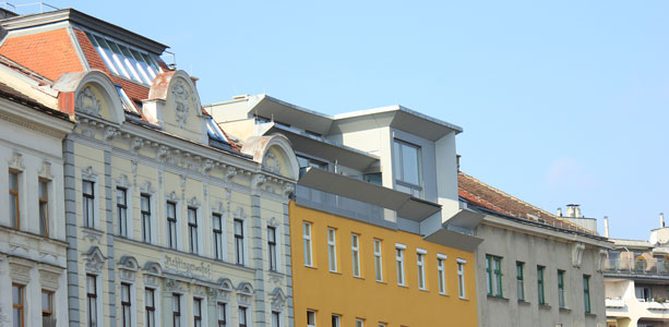 Different Apartment Types In Vienna