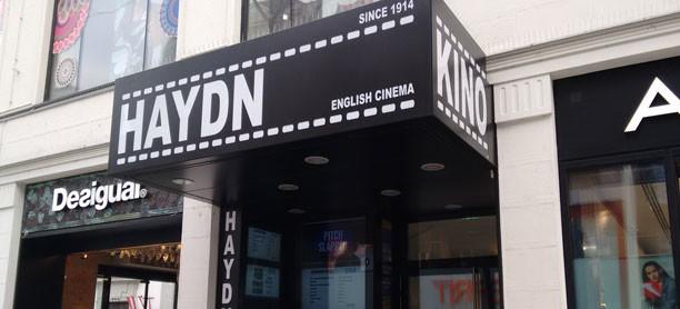 English Cinemas in Vienna