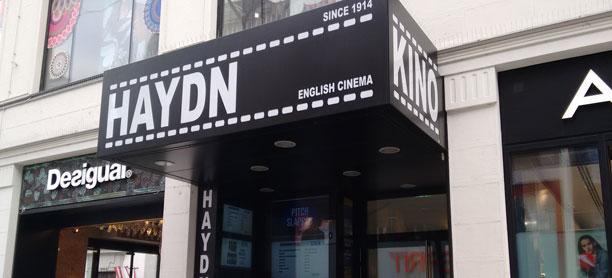 Haydn English Cinema Vienna