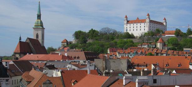 Twin Cities Vienna & Bratislava
