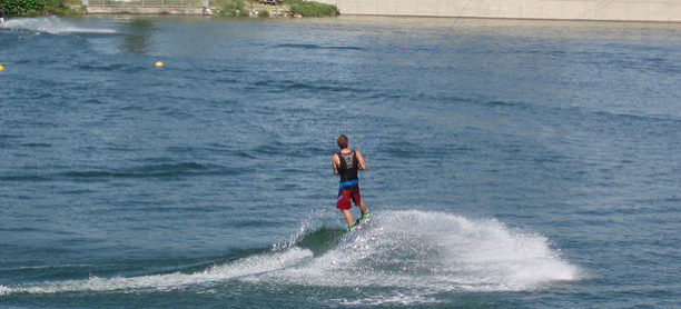 From wakeboarding to skydiving – activities in and around Vienna