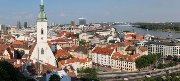 Bratislava – Twin City